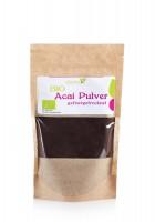 Bio Acai Pulver - Powerfrucht aus Südamerika