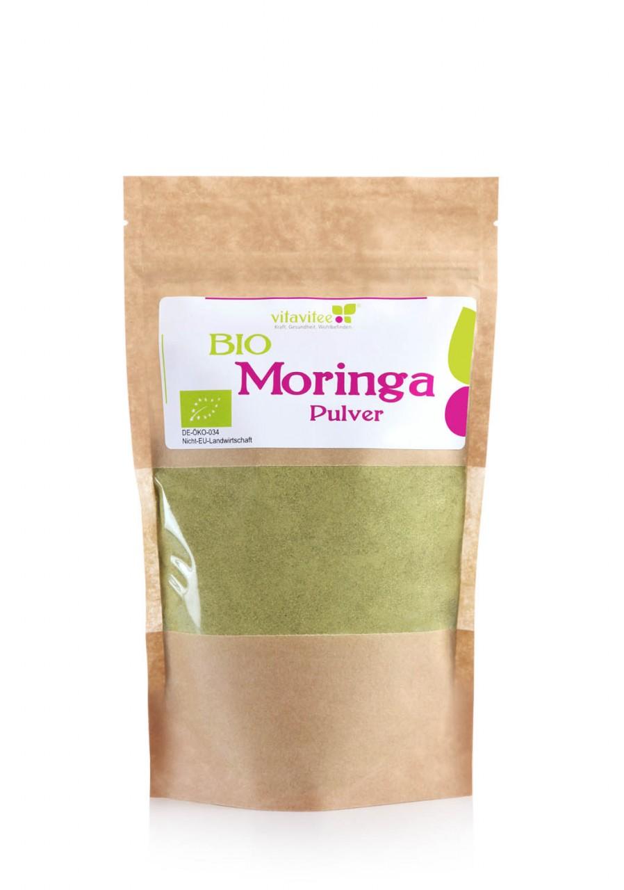 Bio Moringa Pulver