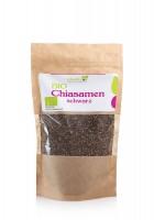 Bio Chiasamen schwarz - Wunderpflanze der Azteken