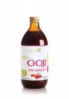 Bio Goji Direktsaft 0,5 Liter - Geschmack pur