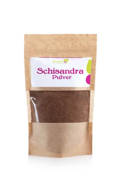 Schisandra Pulver - ein Geschmackserlebnis der besonderen Art
