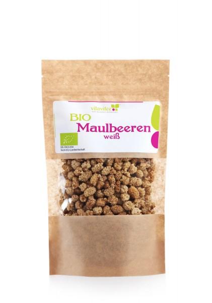 Weiße Bio Maulbeeren - die aromatischen Energiefrüchte