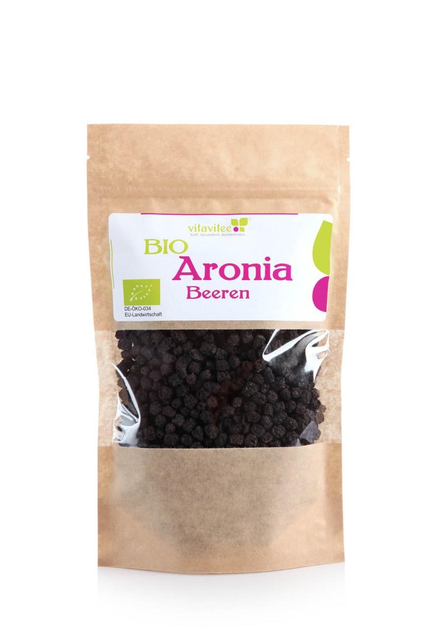 Bio Aroniabeeren - eine ganz besondere Beere